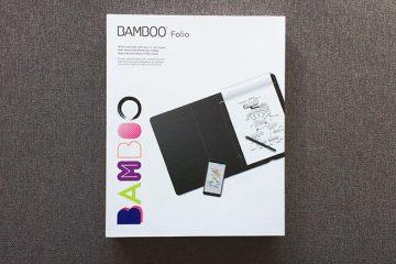bamboo folio